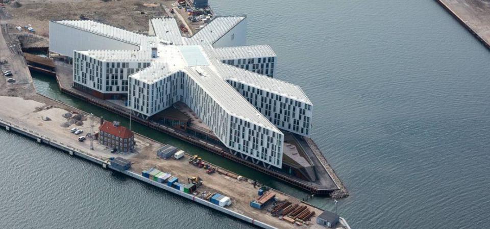 Самая энергоэффективная штаб-квартира ООН
