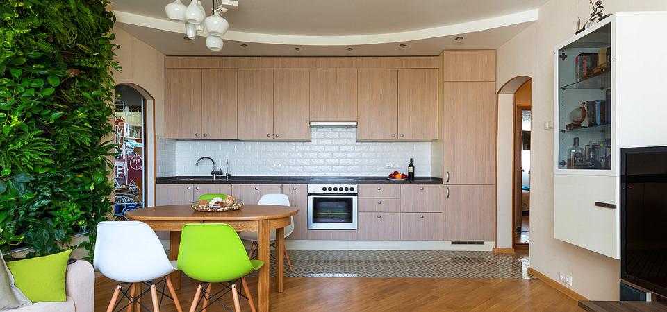 Интерьер недели: секрет удачной перепланировки на примере квартиры в Москве
