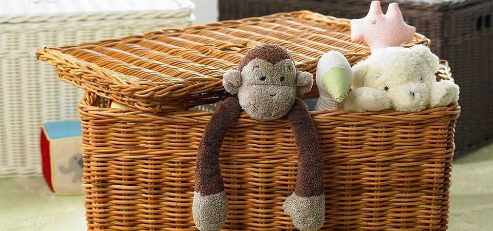 Где хранить детские игрушки и вещи: 5 советов и 25 наглядных примеров