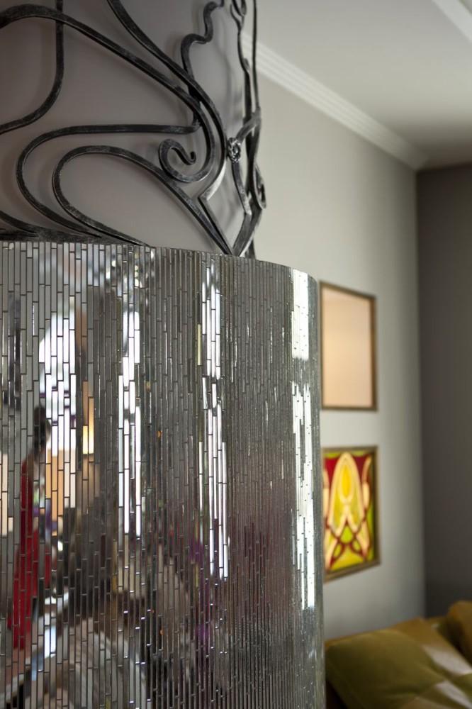 Мебель и предметы интерьера в цветах: желтый, серый, светло-серый, белый, бежевый. Мебель и предметы интерьера в стиле модерн и ар-нуво.