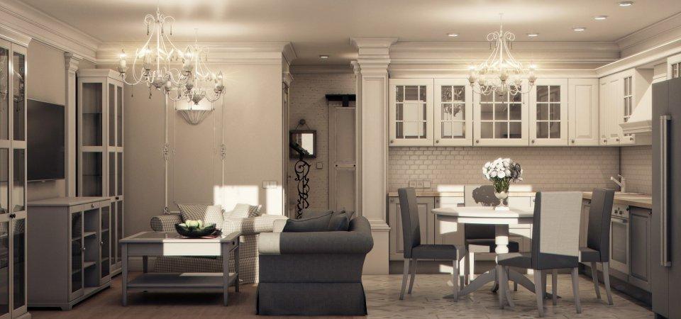 Обставить всю квартиру мебелью из ИКЕА? Легко! Проект дизайнера Марины Саркисян