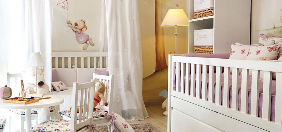 Лучшая в мире детская комната – какая она? 8 примеров