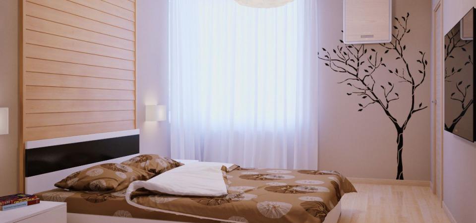 Как сделать спальню комфортной: измеряем метры и сантиметры