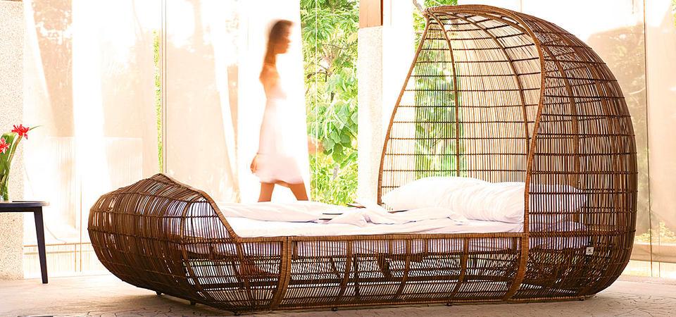 Любителям необычного посвящается: 10 советов по выбору оригинальной кровати