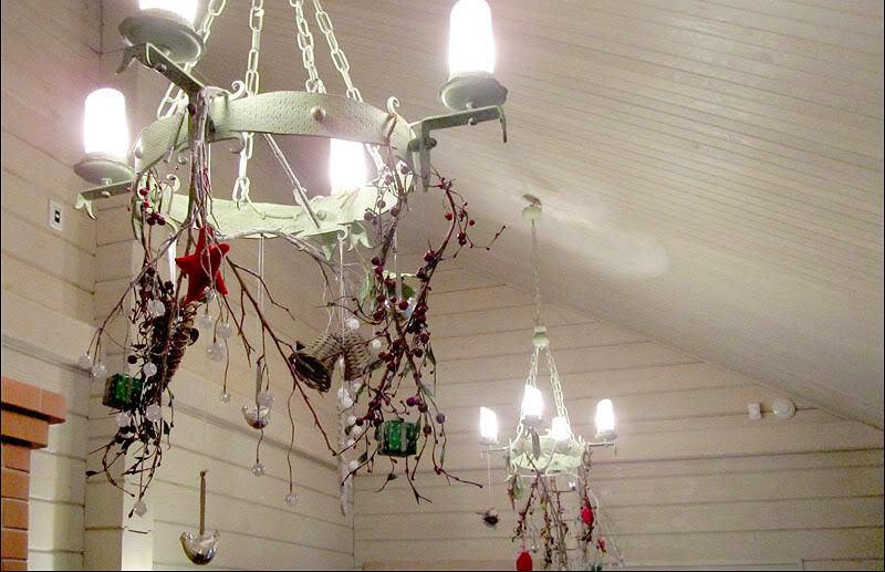Светильники в цветах: серый, светло-серый, белый, бежевый. Светильники в стилях: прованс, кантри.
