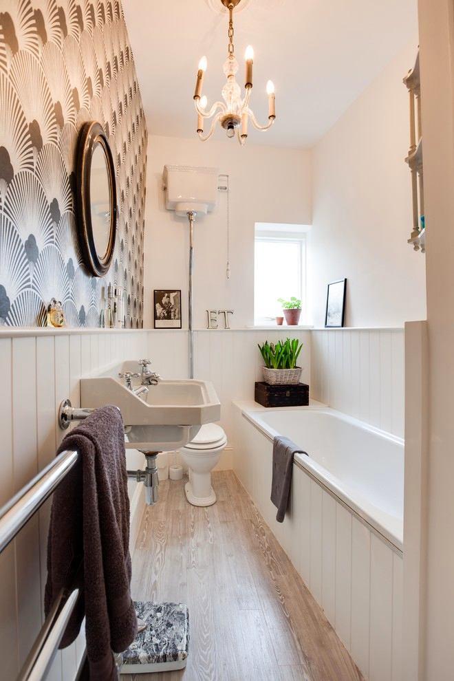 Туалет в цветах: черный, серый, светло-серый, белый, коричневый. Туалет в стилях: прованс, экологический стиль, неоклассика, эклектика.