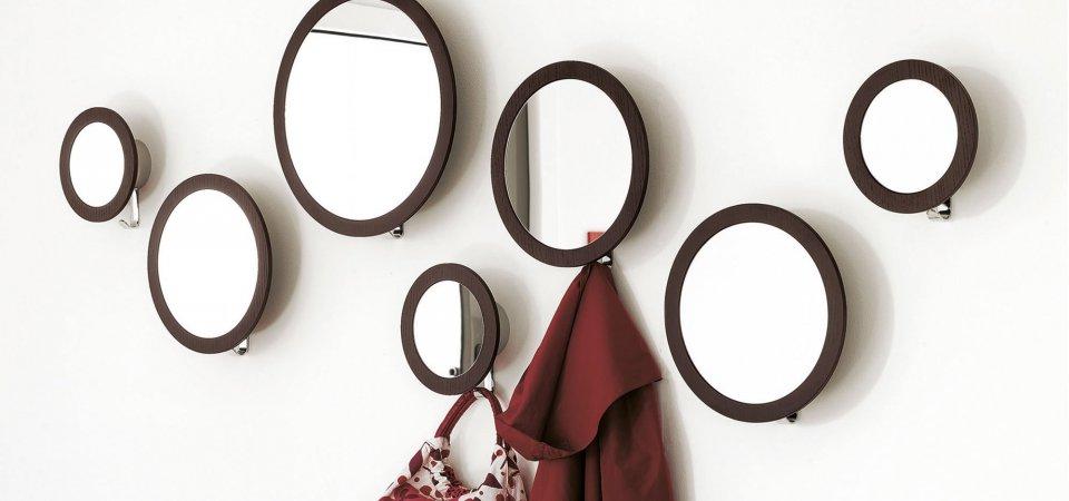 Украшаем прихожую с помощью зеркал: 15 практических советов и 45 интерьеров