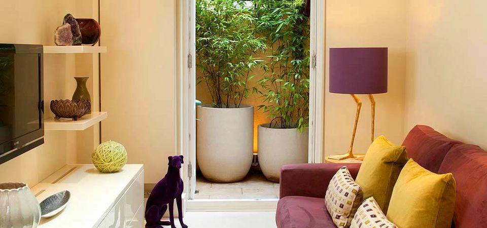 10 советов дизайнеров, которые помогут сделать маленькую гостиную идеальной