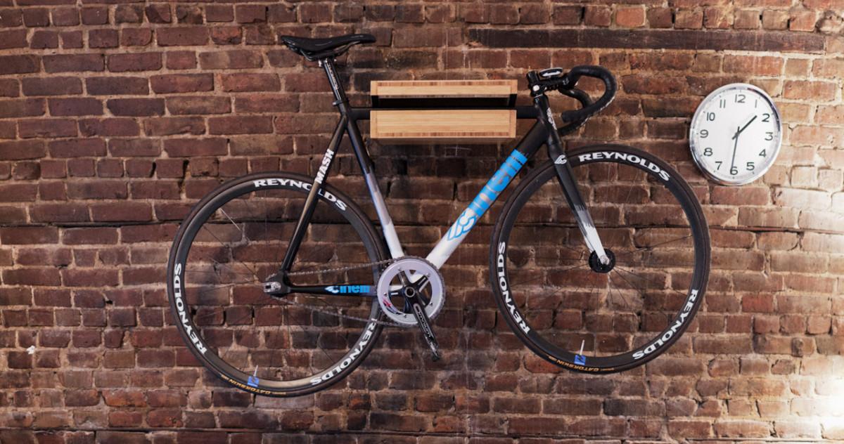 Открываем сезон: идеи для ежедневного хранения велосипедов