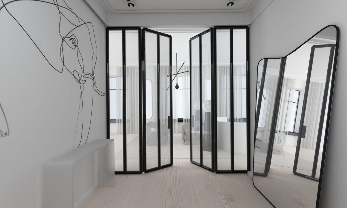 Как живут работники Apple: американский минимализм в московской квартире