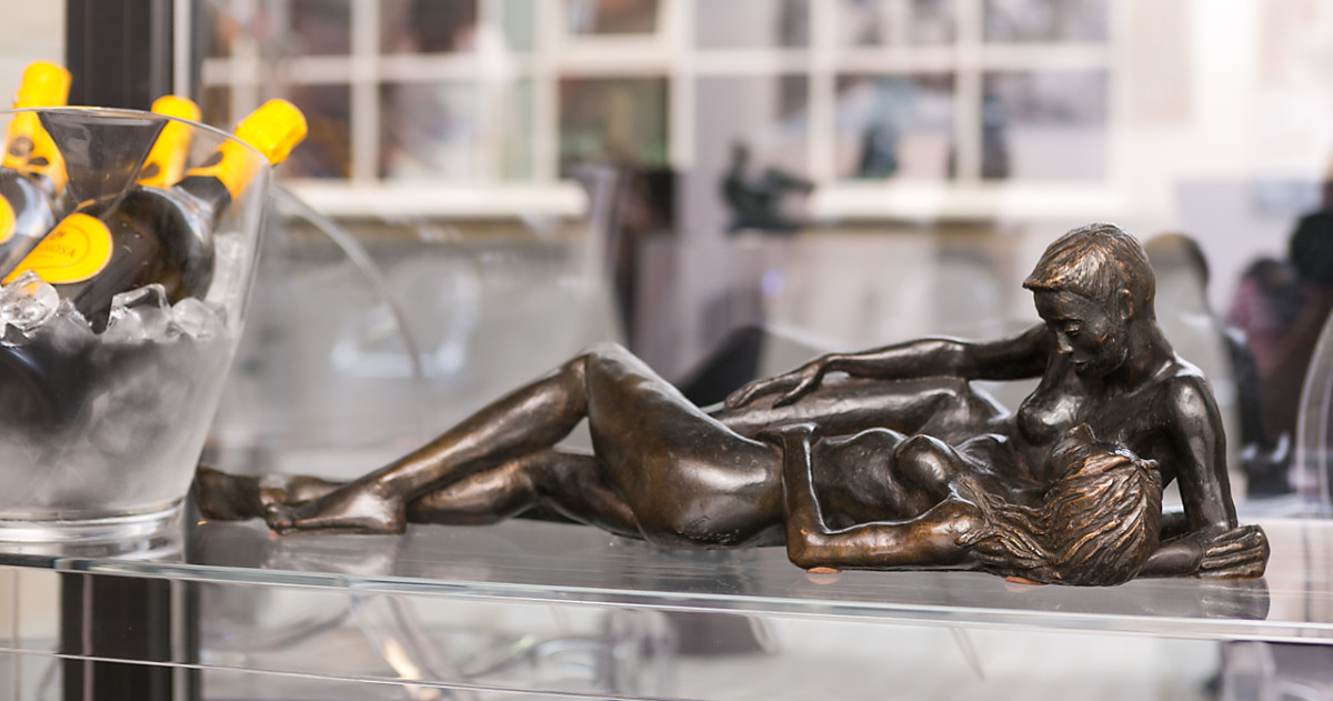 Фотоотчёт об открытии Арт-галереи «Толстой»