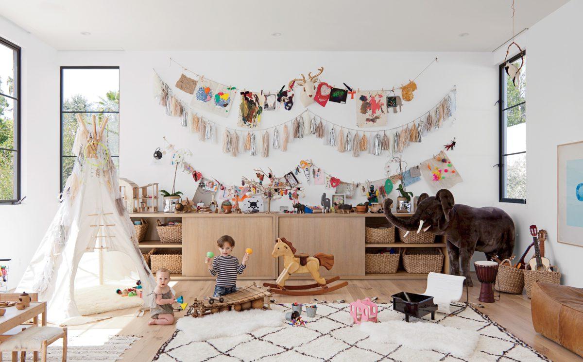 Где и как хранить игрушки в детской: 5 шагов к идеальному порядку