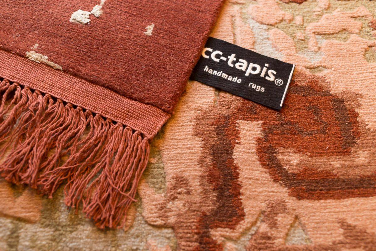 Патриция Уркиола для CC-Tapis: презентация новой линейки ковров