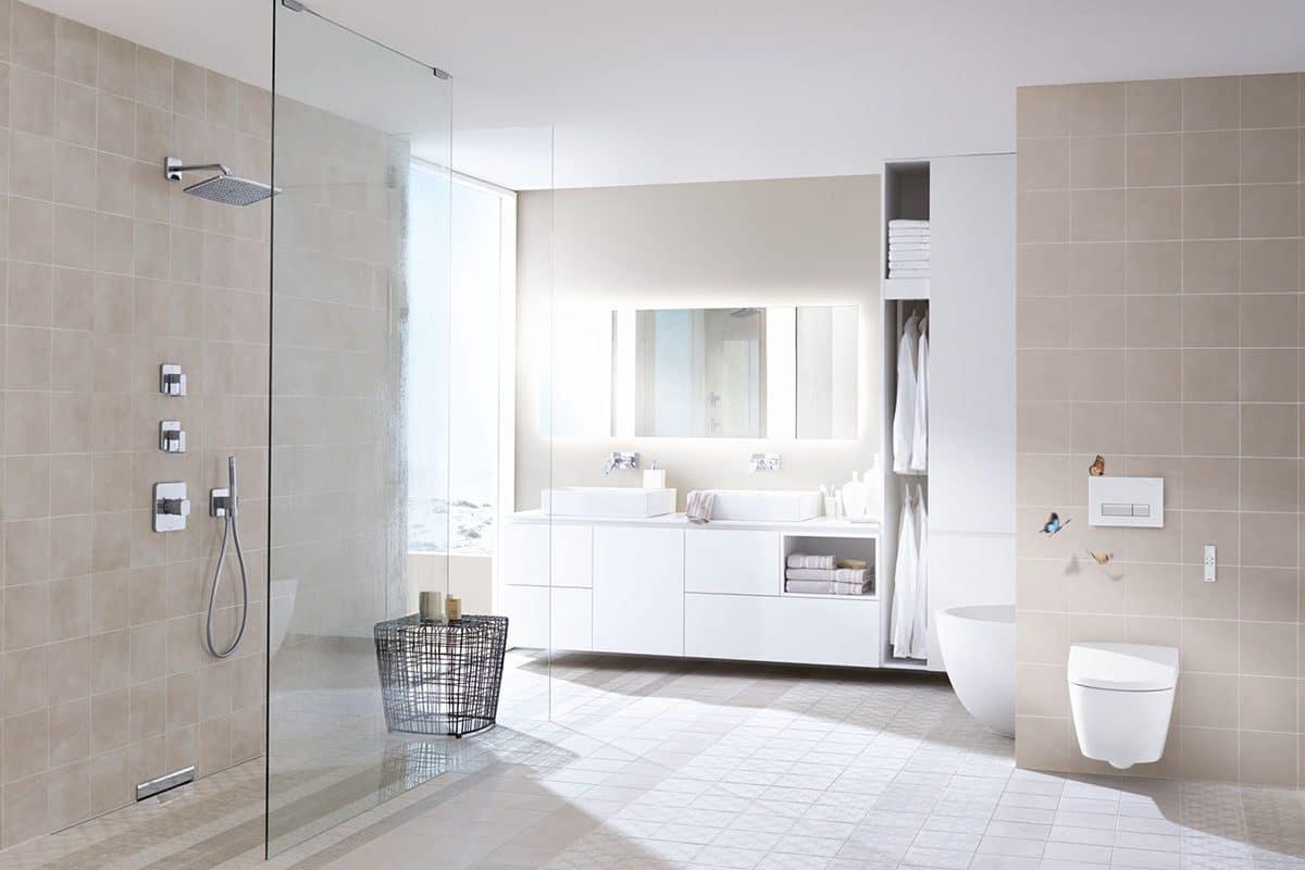 Как правильно создать оазис комфорта в ванной комнате: 6 современных идей
