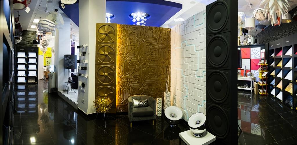 Мастер-класс для дизайнеров интерьера по 3d-стенам