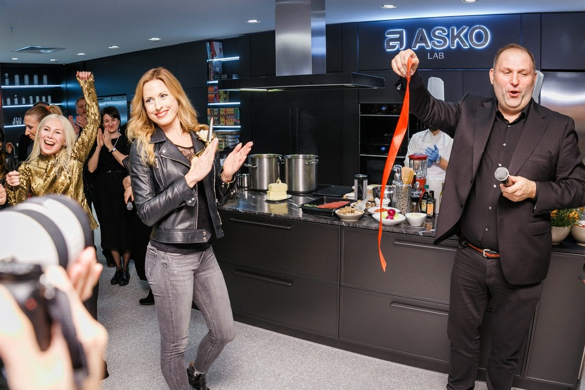 В Краснодаре открылся первый российский центр Asko Lab