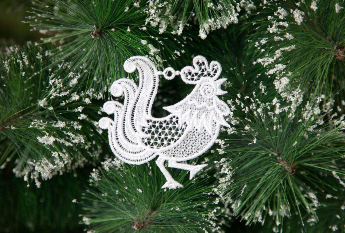 Новогодний петух: 40 handmade идей от «Ярмарки мастеров»