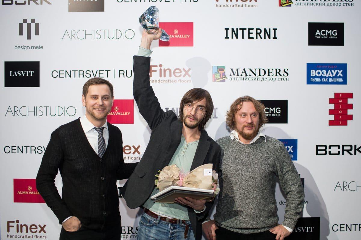 Завершилась премия Interni Design Awards 2016: итоги и фотоотчёт