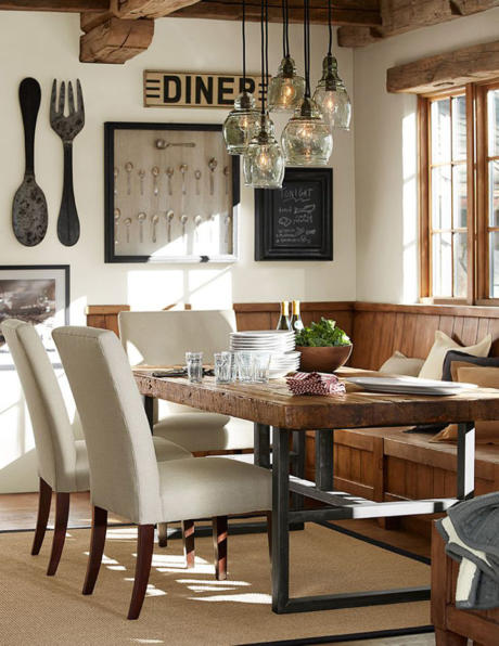 Кухня/столовая в  цветах:   Светло-серый, Черный, Коричневый, Темно-коричневый, Бежевый.  Кухня/столовая в  стиле:   Кантри.