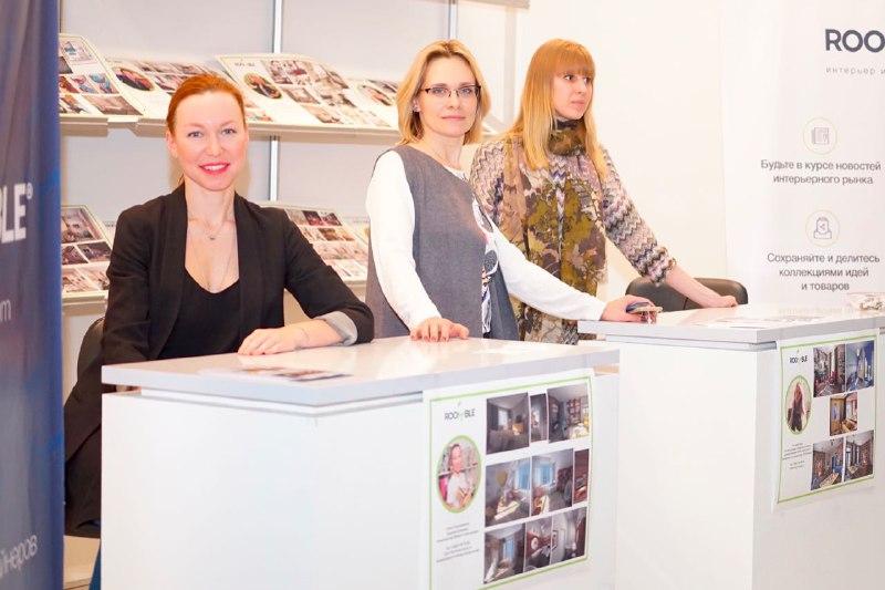На выставке Stylish Home пройдут консультации дизайнеров Roomble