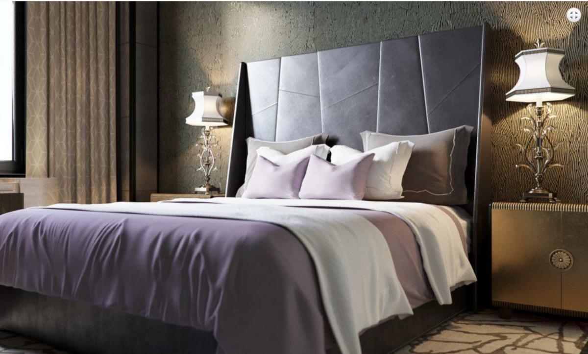 27 крутых спален из инстаграма российских дизайнеров