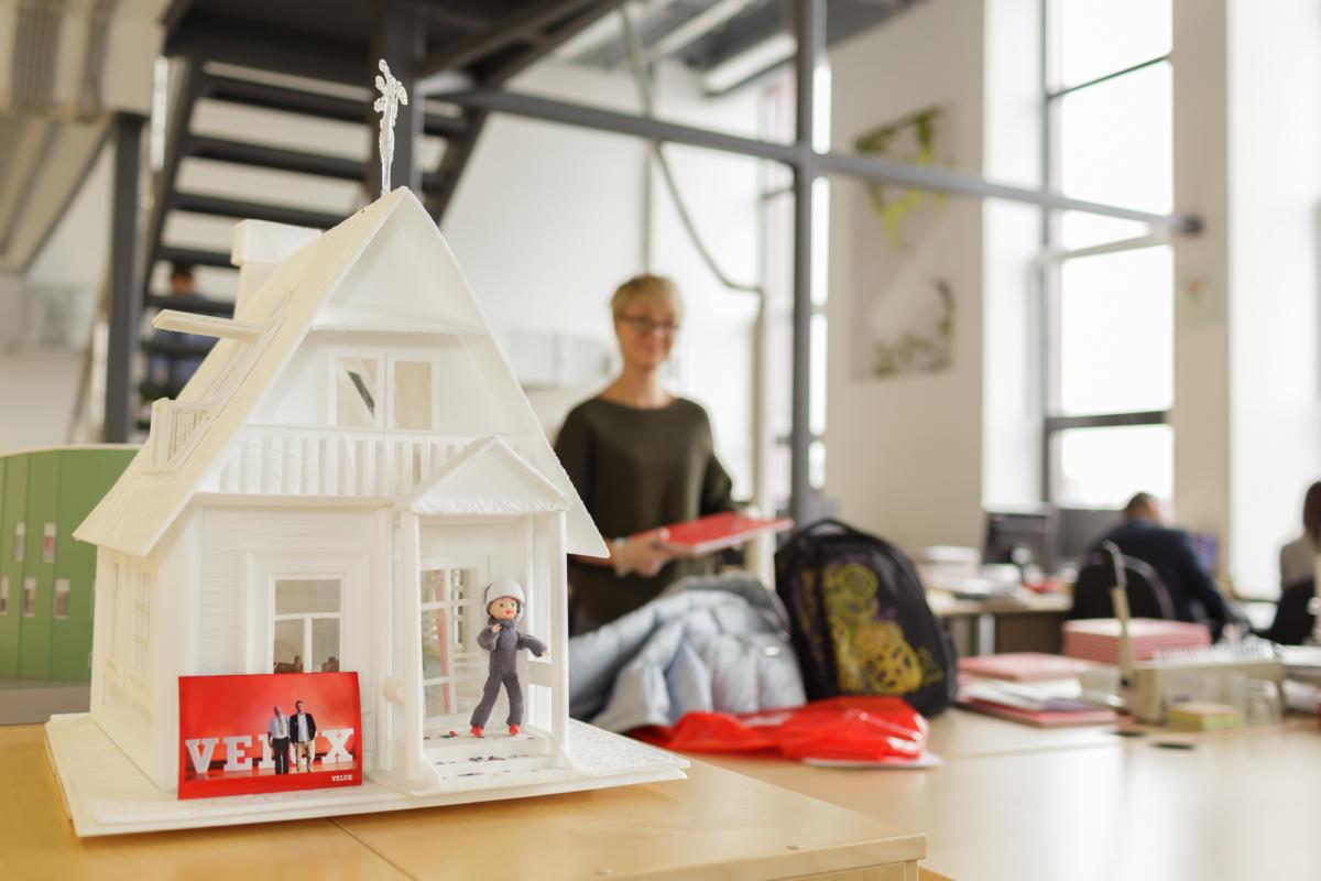 28 февраля состоялся семинар Roomble по дизайну мансарды