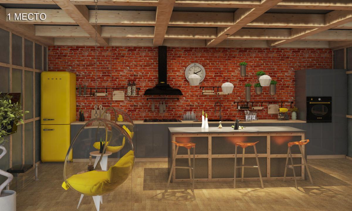 3 проекта кухонь, достойные наград за лучший дизайн