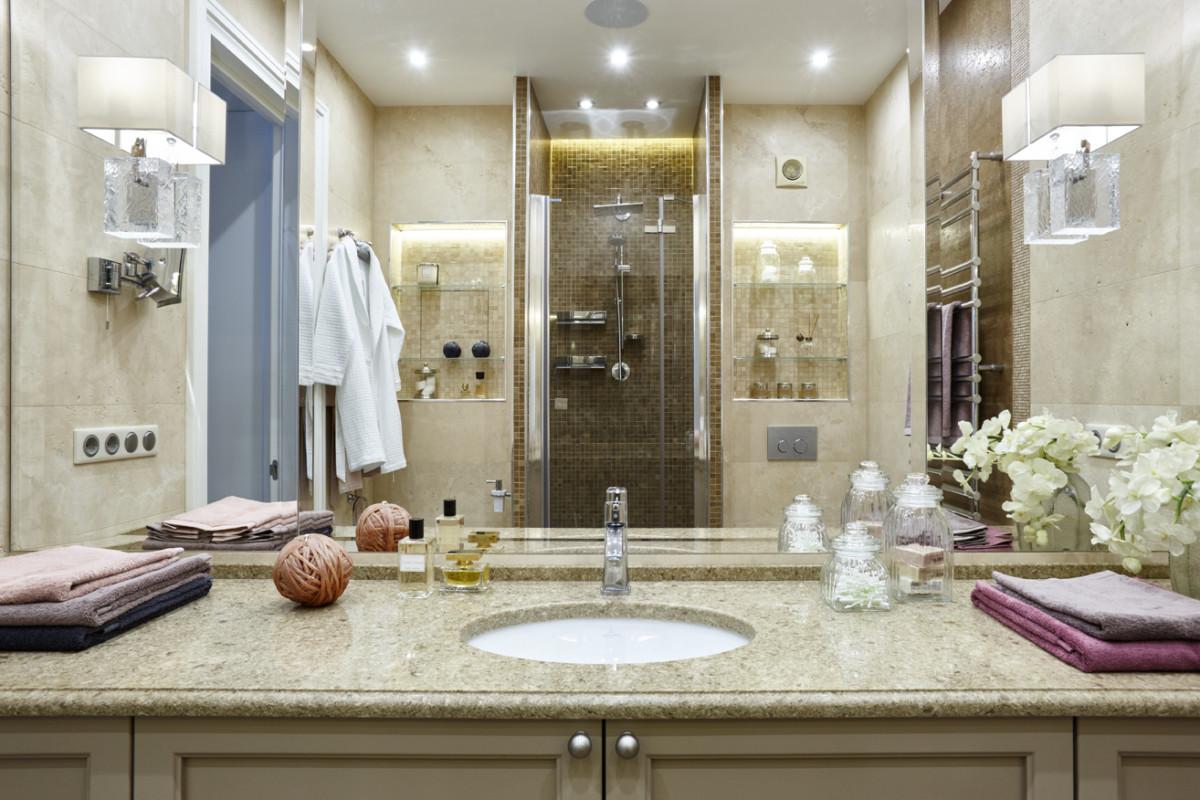 6 хитростей для ванной комнаты от дизайнера
