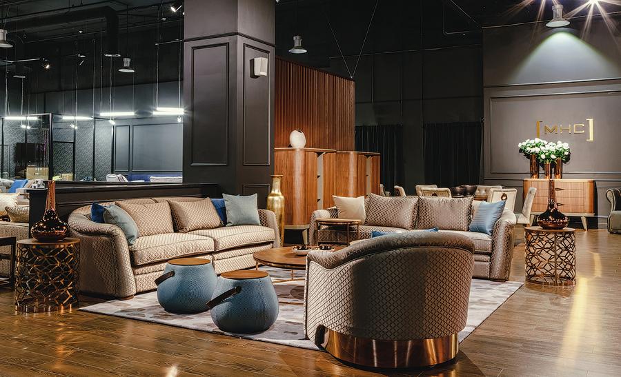 Интерьеры home concept
