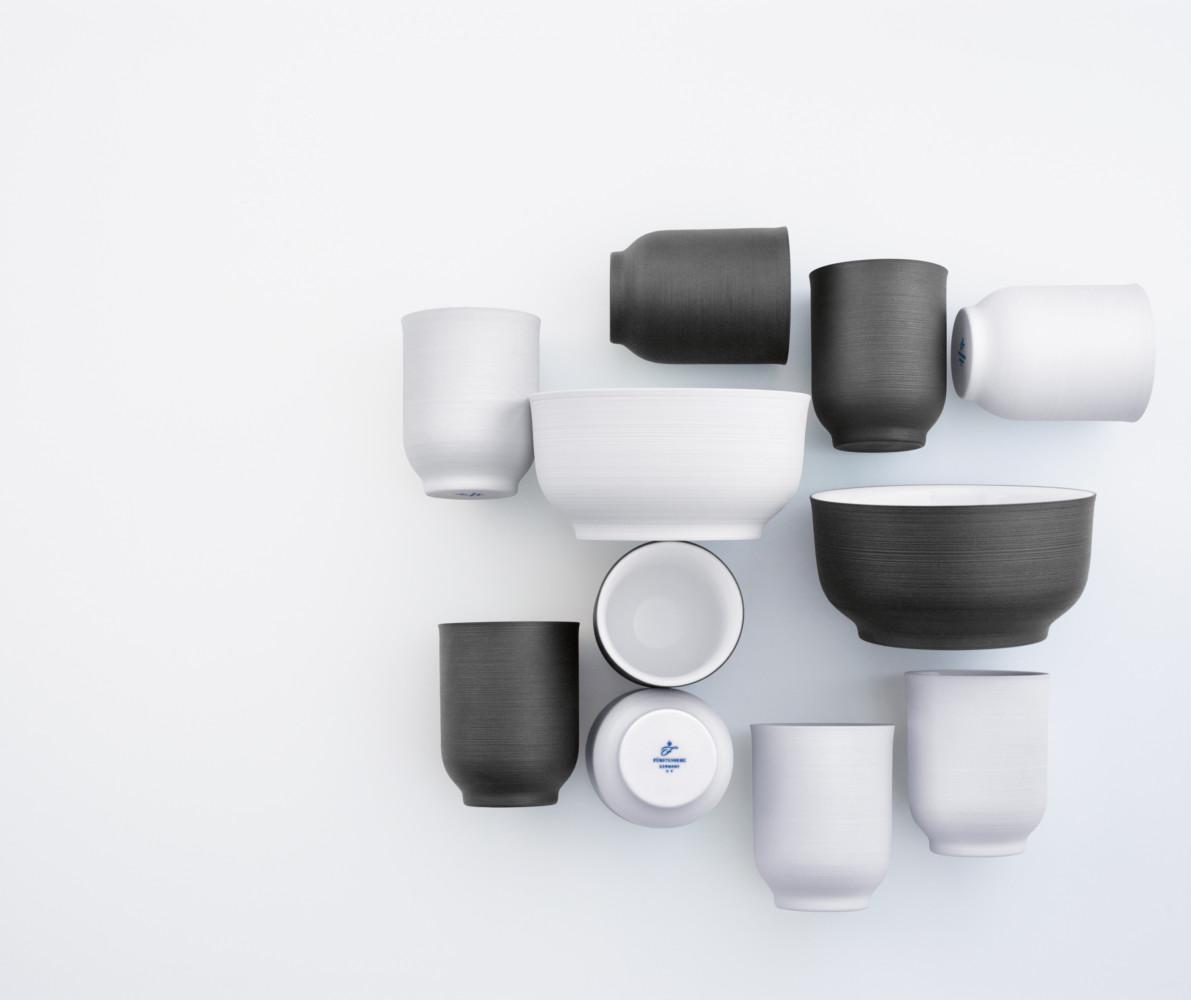 Вечная классика: чёрно-белая посуда, которая подходит всем