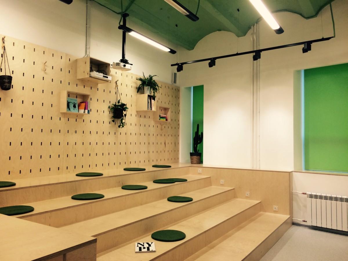 В Москве появилось новое пространство для учёбы