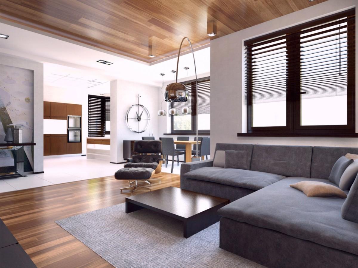 Большие кухни и спальни, наличие гардеробных комнат – все это дает возможность дизайнеру интерьера не мельчить с деталями, а вносить в интерьер креативную составляющую дизайна.Интересно в дизайне интерьера ЖК Dominion смотрится эко-стиль. Он прекрасно вписывается в концепцию пространства квартир, из окон которых открываются восхитительные виды на МГУ и Воробьевы Горы.Дизайн интерьера в Доминион может быть выполнен не только в интерьерах апартаментов, но и в пентхаусах на последних этажах Жилого комплекса Dominion.