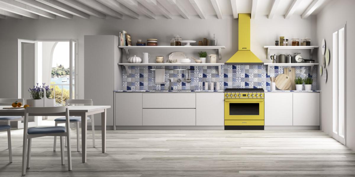 Конкурс в Милане на дизайн лучшей кухни