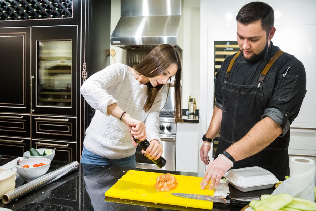 В Москве прошёл кулинарный мастер-класс, посвящённый здоровой еде