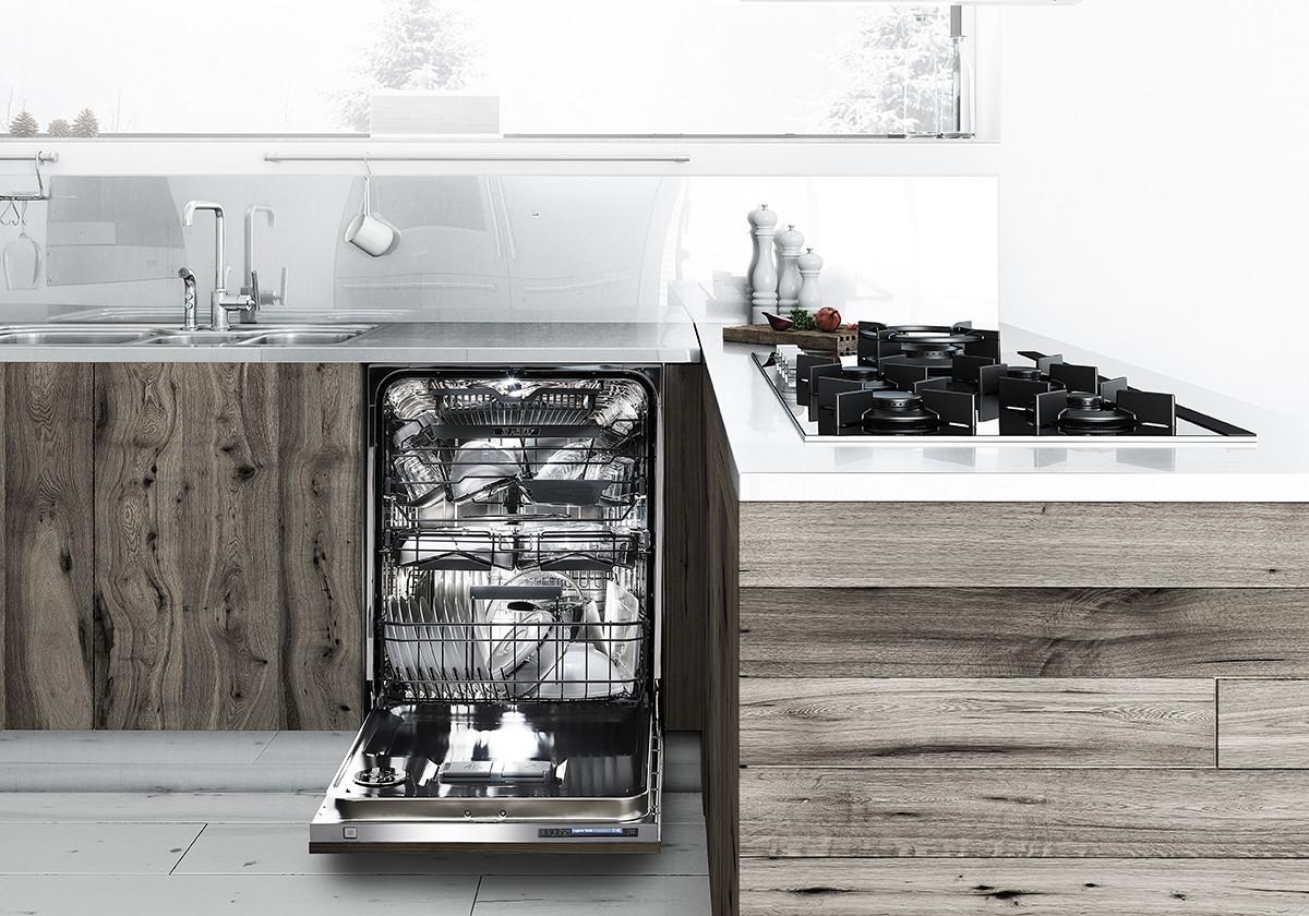 5 устойчивых мифов о посудомоечных машинах