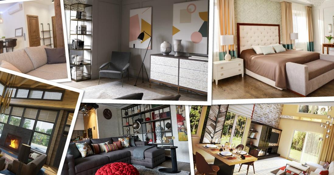 8 лучших домов и интерьеров декабря-2017