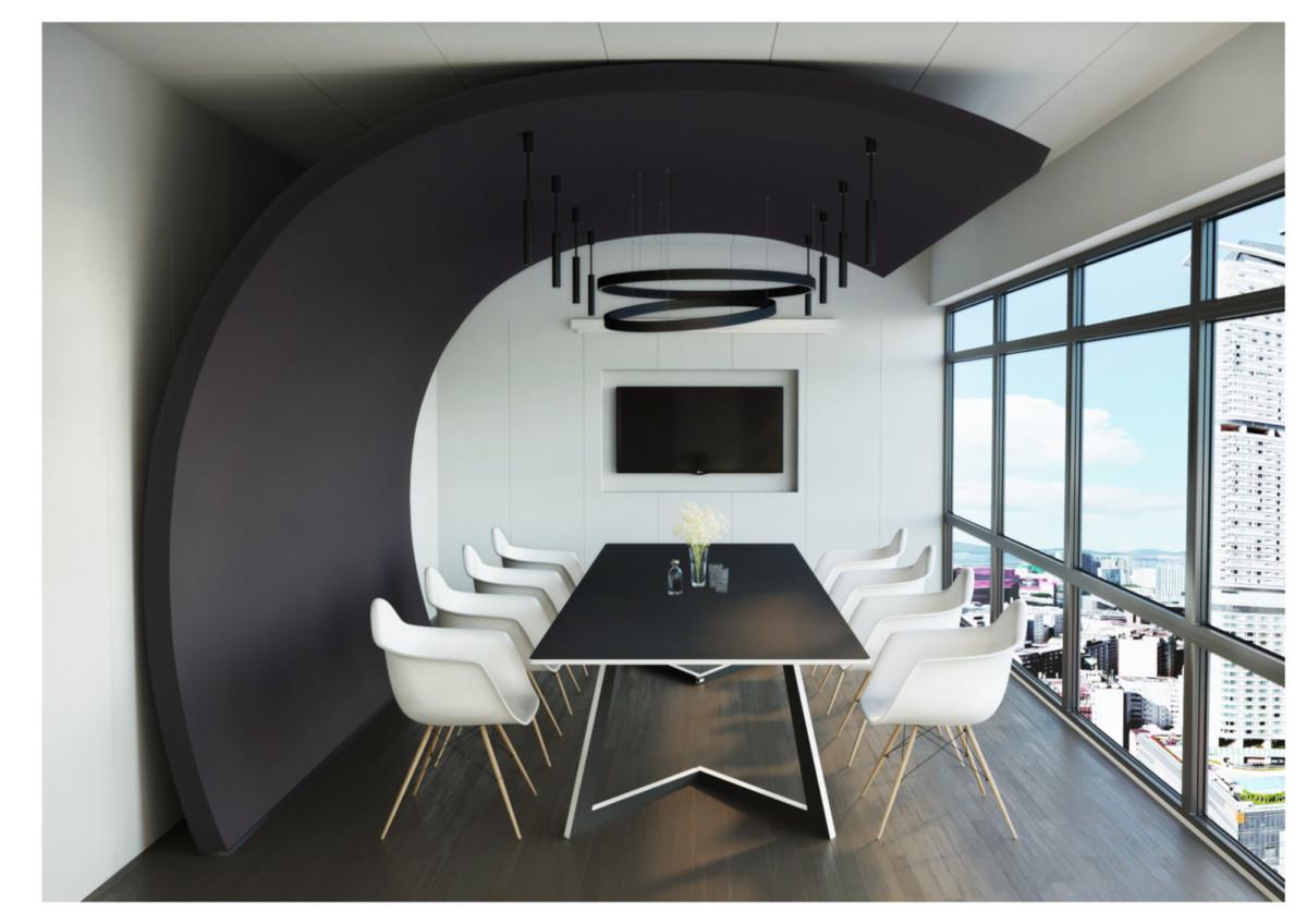 Потолок и акустика: 8 лучших проектов архитектурного конкурса
