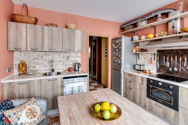 Лайфхаки для стиля лофт на примере одной кухни