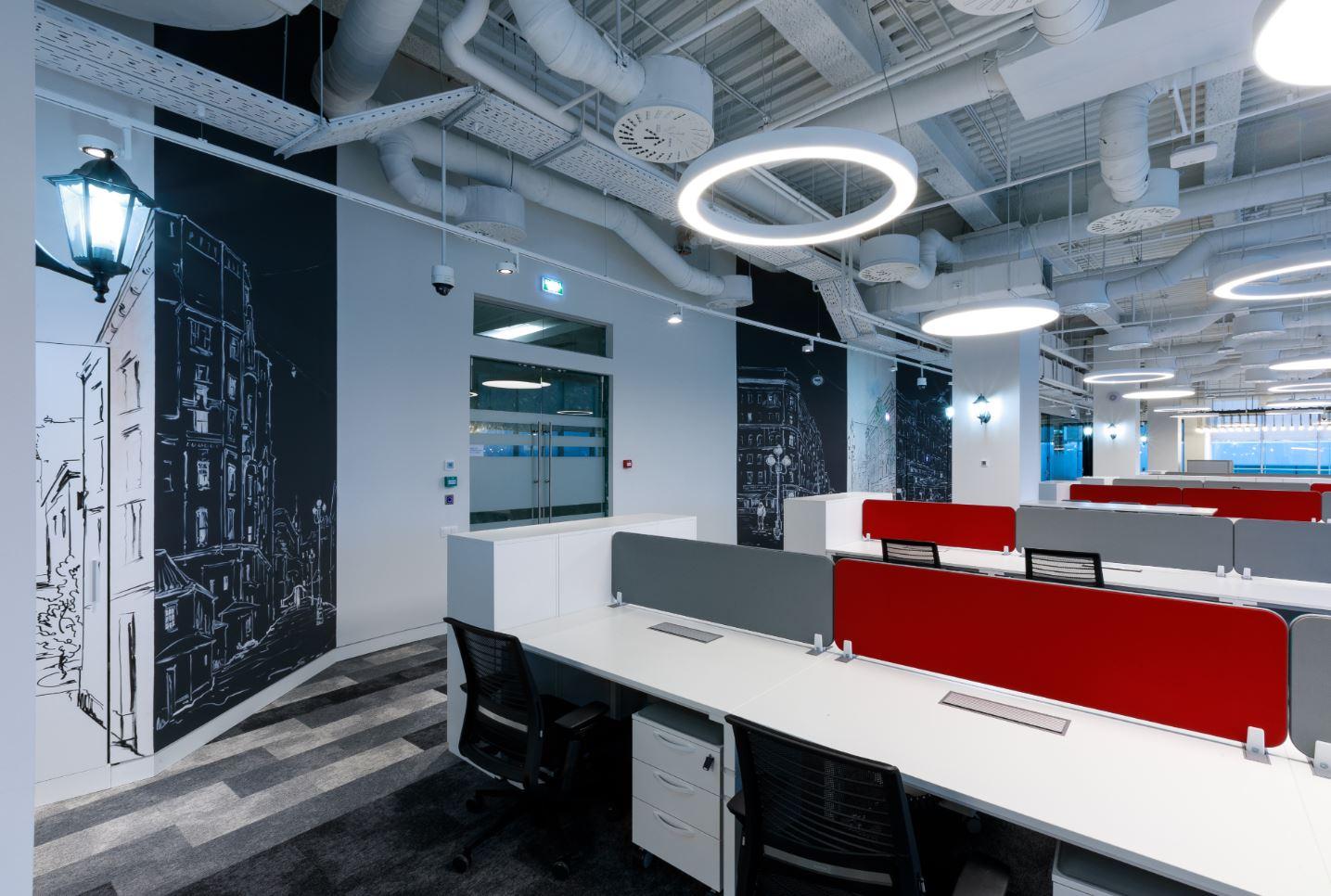 a6e070ac858d0 Бюро ABD architects создало дизайн нового офиса компании Huawei —  Roomble.com