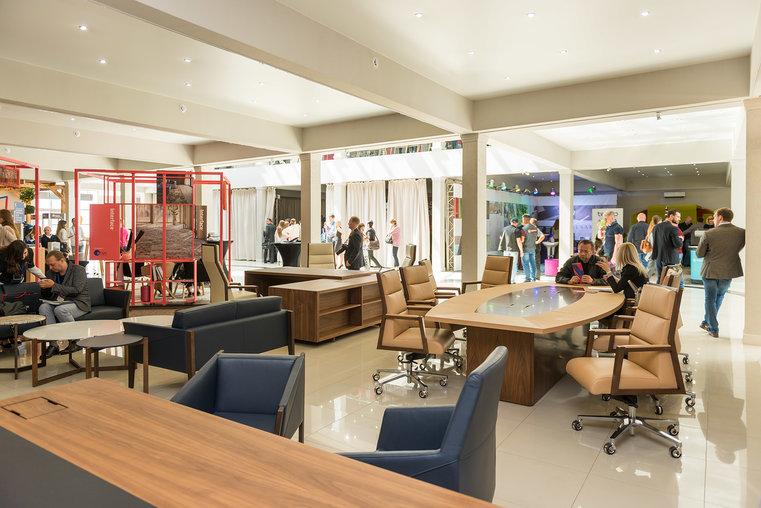 31 мая состоится форум по дизайну и технологиям офисных пространств