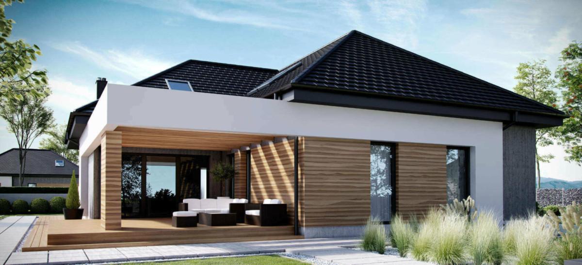 Современный семейный дом под ключ за 8,2 млн рублей