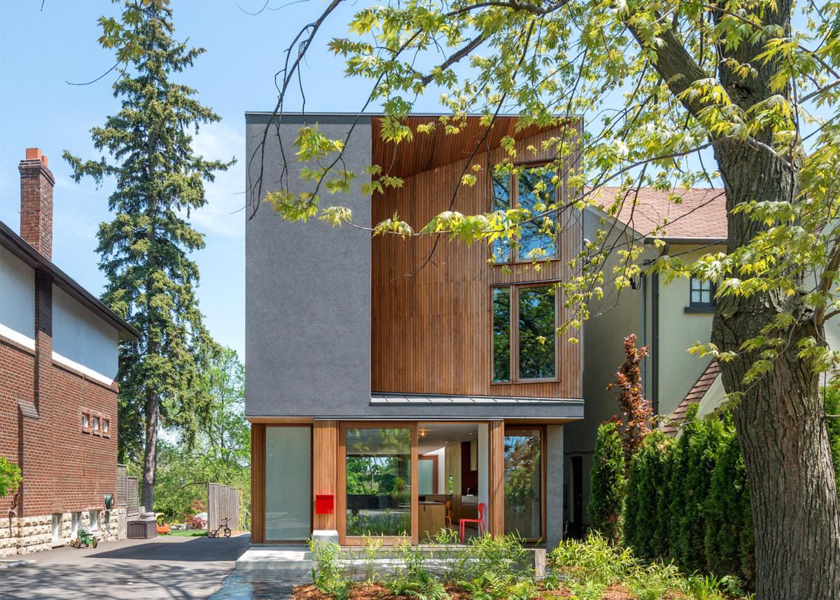 Скандинавский стиль в архитектуре частных домов: 30 примеров