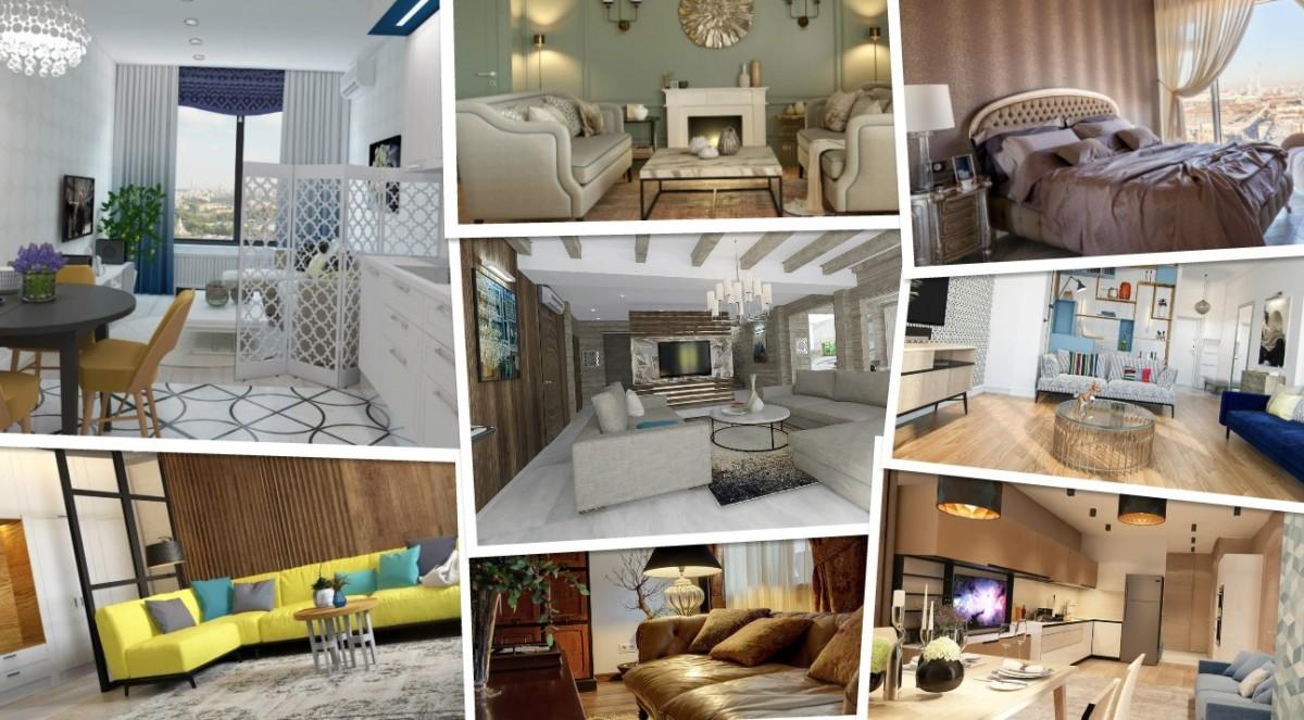 9 лучших домов и интерьеров февраля-2018