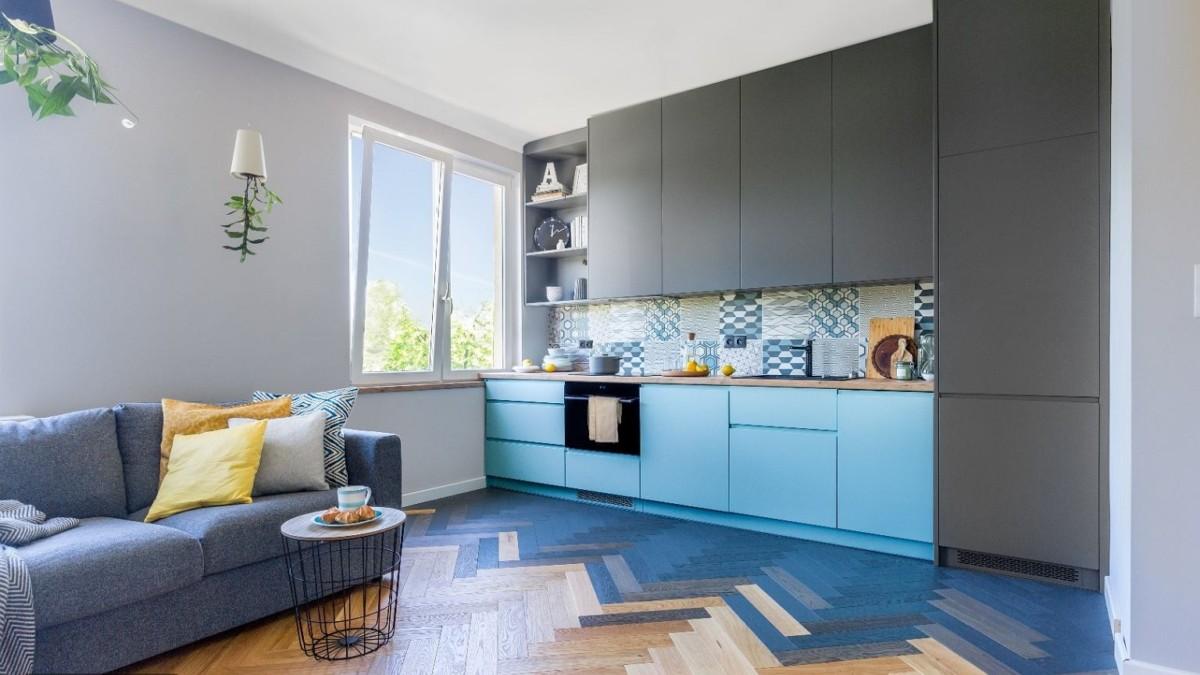 10 трендов в ремонте квартир