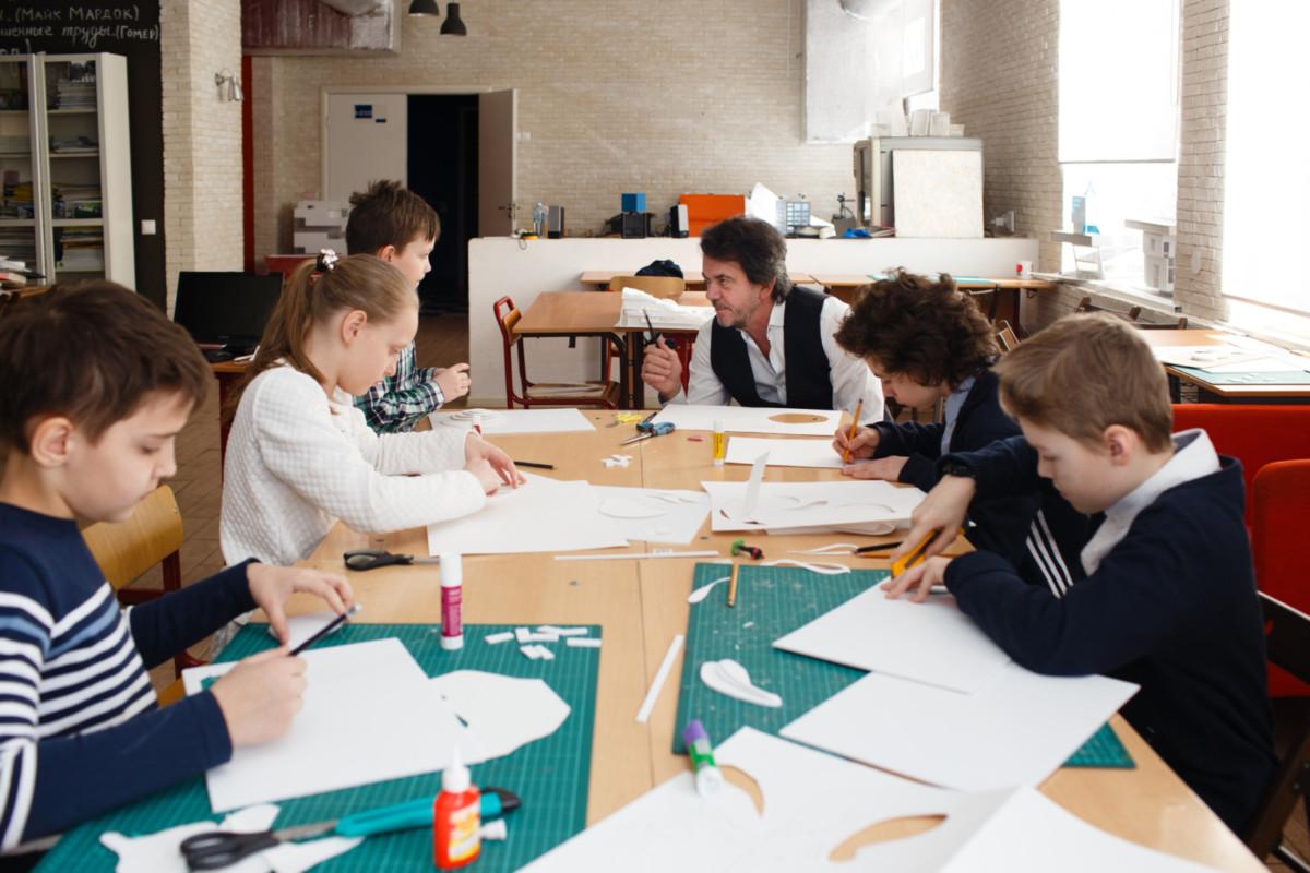Как заинтересовать детей архитектурой: семинар известного специалиста