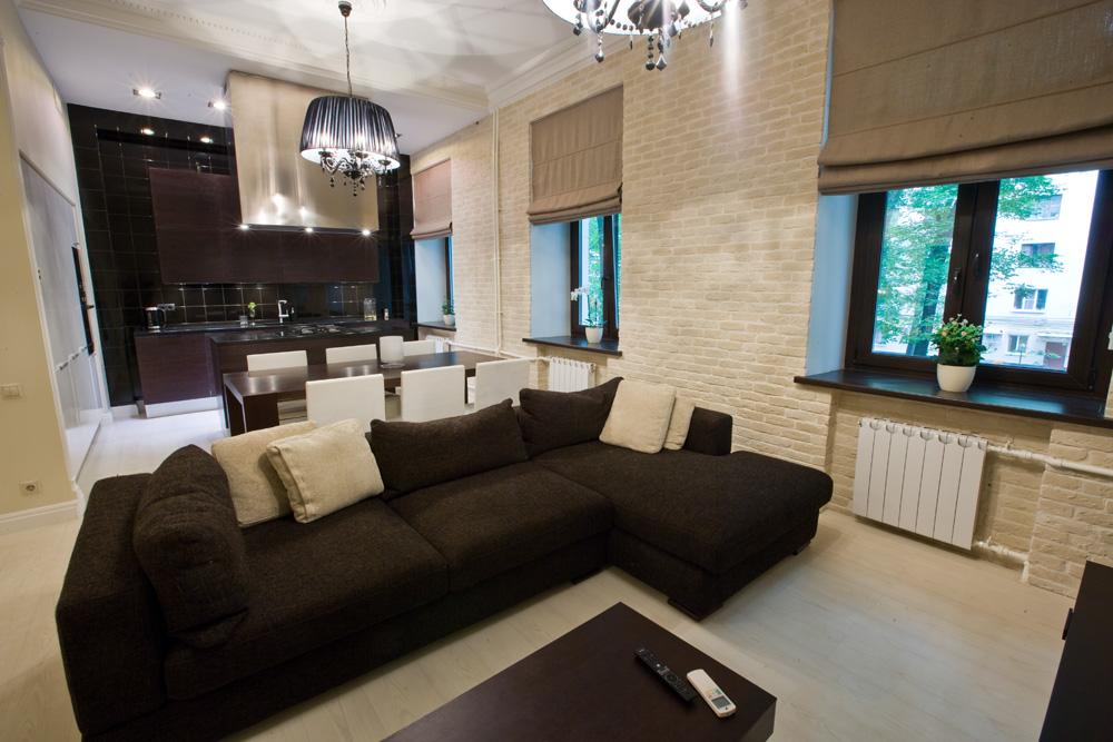 Как угодить заказчикам: дизайн трёхкомнатной квартиры в «сталинке» для молодой семьи