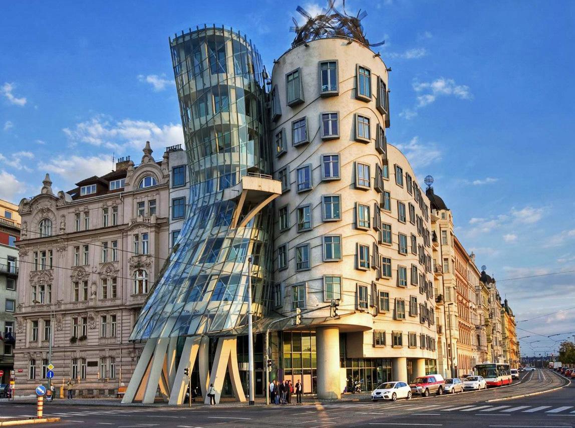 Постмодернизм в архитектуре: 15 фото и факты
