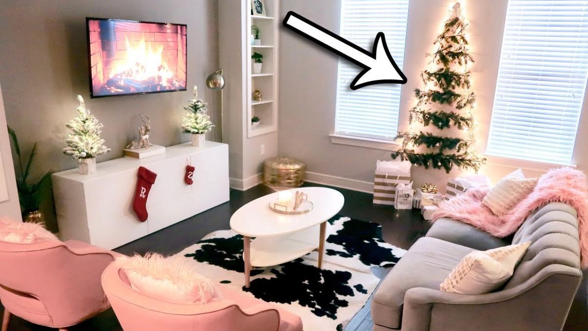 6 идей вместо новогодней ёлки: советы декоратора