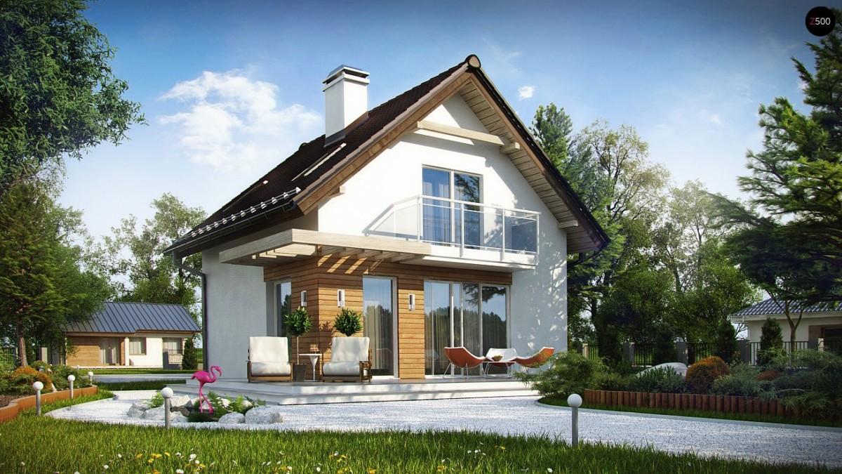 Проекты дачных домов: 6 лучших проектов до 100 метров