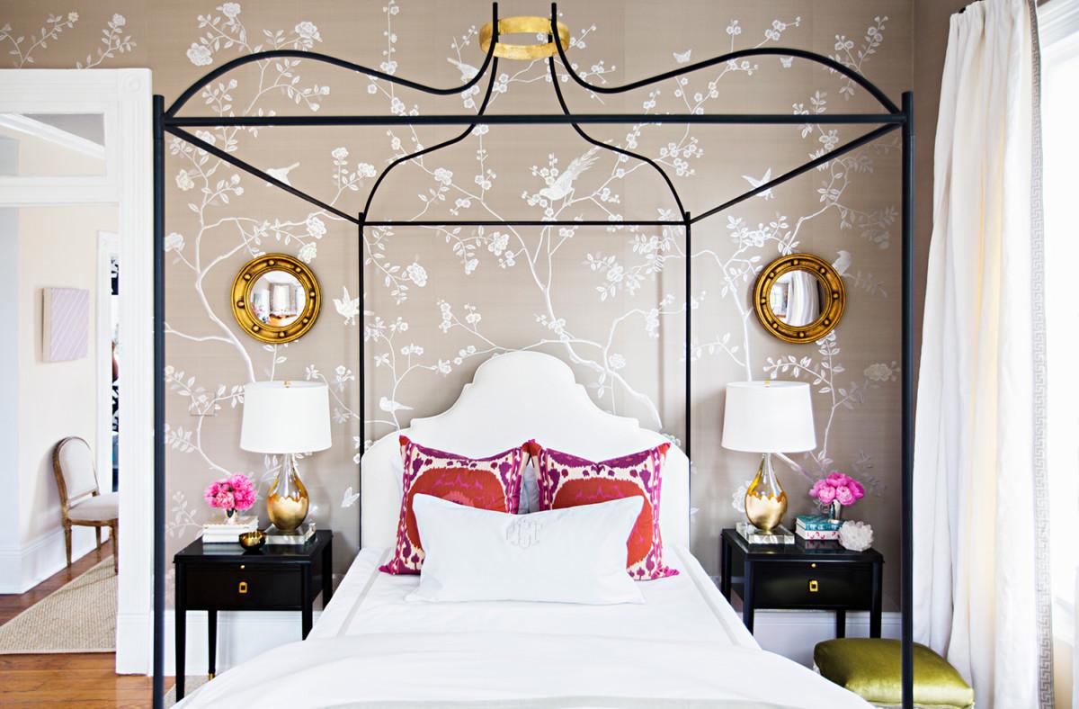 20 нестандартных решений для спальни